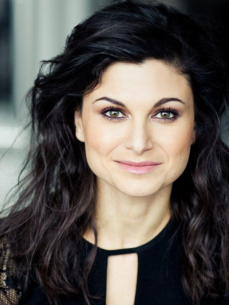 Actrice de Duceppe Émilie Bibeau par Maude Chauvin