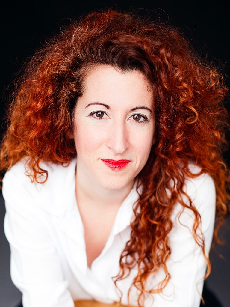 Édith Patenaude par Éva-Maude TC