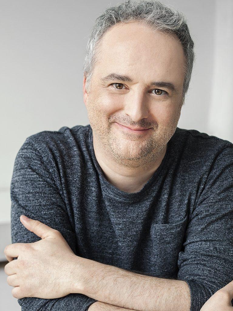 Hugues Frenette par Julie Artacho