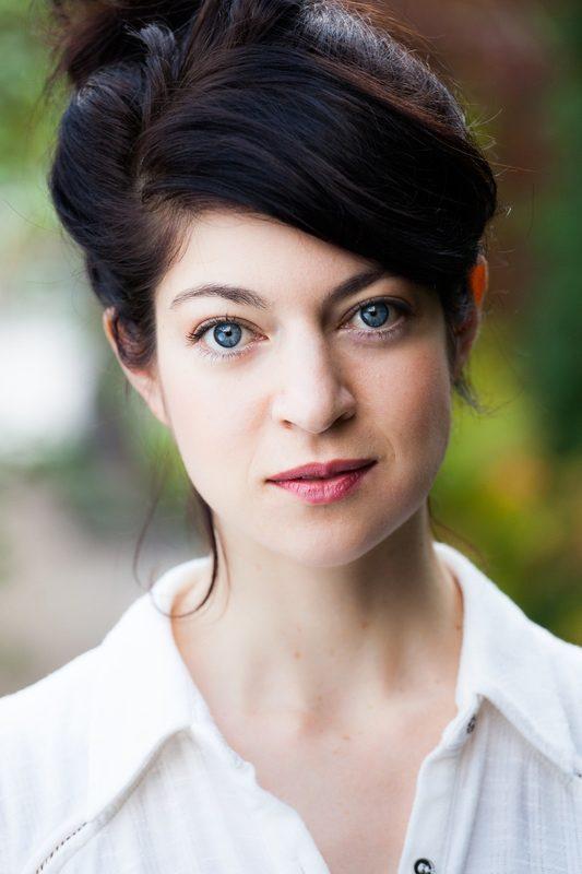 Emmanuelle Lussier Martinez par Annie Éthier