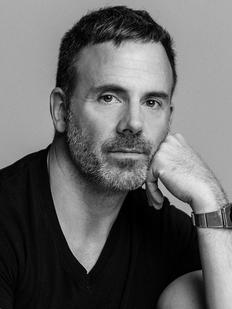 Éric Bernier par Kelly Jacob