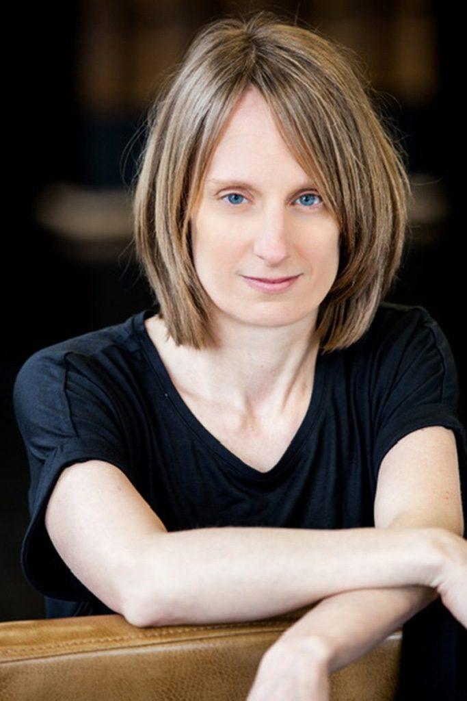Marie-Hélène Dufort par Marie-Claude Lapointe