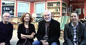 Entrevue vidéo avec les comédiens de La traversée de la mer intérieure