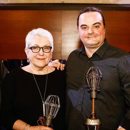 Louise Duceppe reçoit le Prix sentinelle Carrière