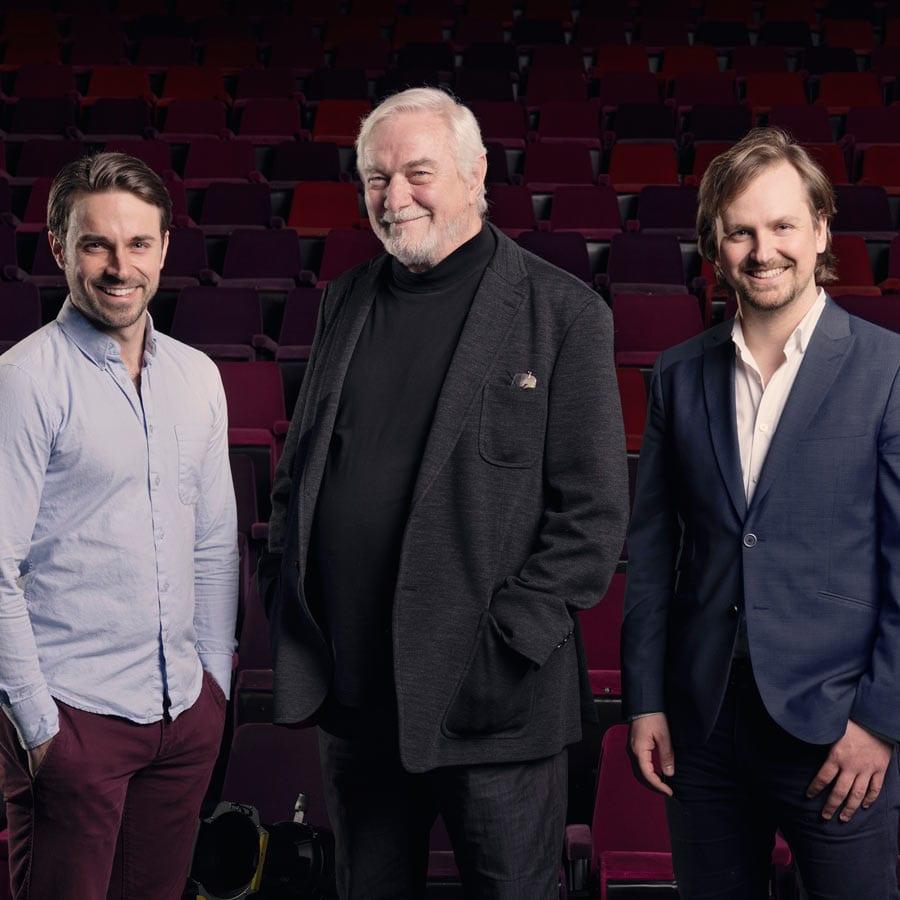 David Laurin et Jean-Simon Traversy succéderont à Michel Dumont  à la direction artistique de DUCEPPE
