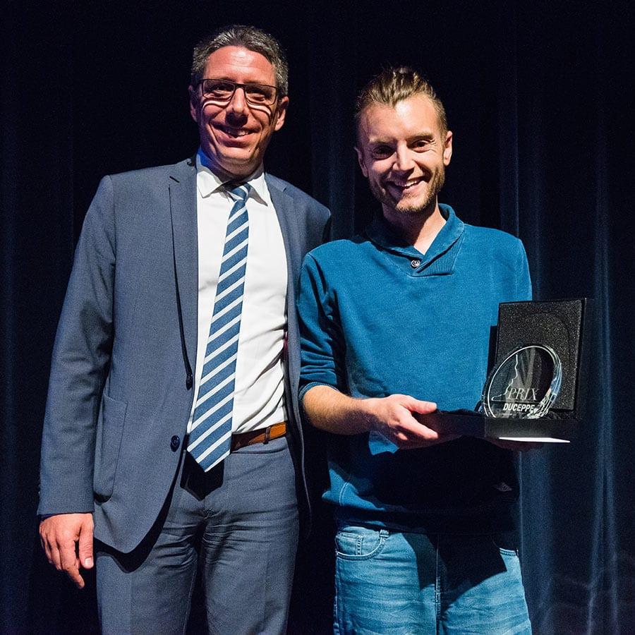 Dévoilement des gagnants de la première édition des prix DUCEPPE