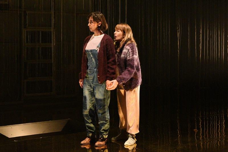 Alice Pascual et Linda Sorgini