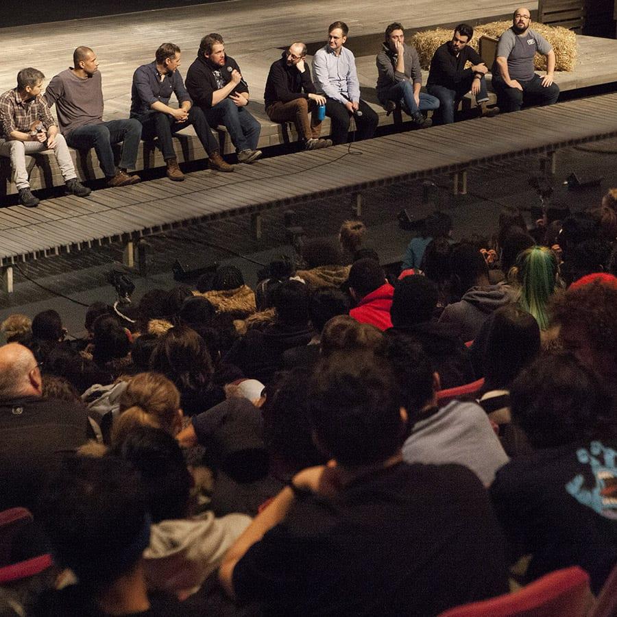 La matinée Énergir : plus de 700 jeunes assistent gratuitement à la pièce Des souris et des hommes!