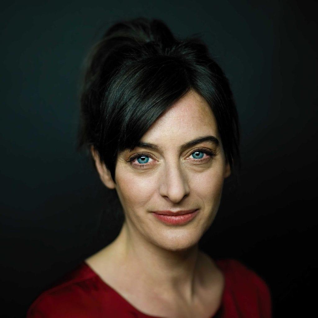 Entrevue avec Alexia Bürger