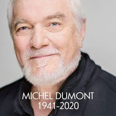 Hommage à Michel Dumont